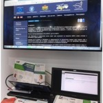 Promoting CE project at BETT 2020_1